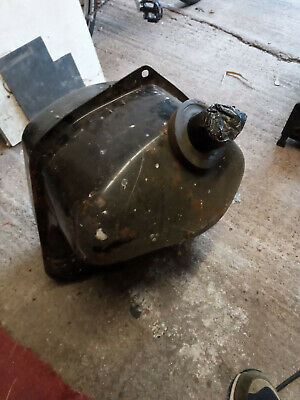 RENAULT 5 GT TURBO USED MAIN FUEL PETROL TANK SENDER UNIT INSPECTION COVER