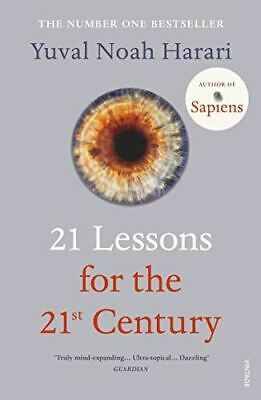 21 Lessons for the 21st Century [Paperback] Harari, Yuval Noah