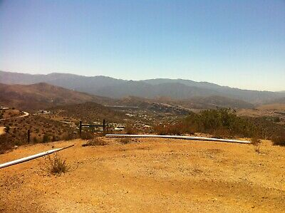 FOR SALE by OWNER: 2.41 acres of residential land in AGUA DULCE, CA