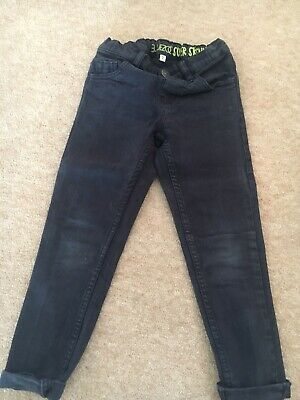 Boys Blue Zoo Jeans Age 5 Years
