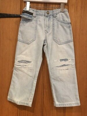 DKNY 0089 Lovely Boys Regular Fit Jeans Age 3yrs