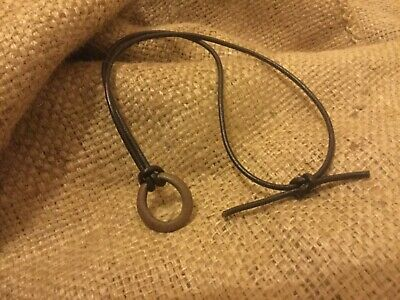artefact Bronze Age Celtic  ring money pendant ,approximately 3000 years old