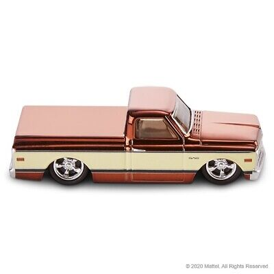 Hot Wheels RLC Exclusive Chevy C-10 Pre-order 2020 CONFIRMED! ships worldwide