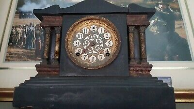 Antique Mantel Clock by Sessions