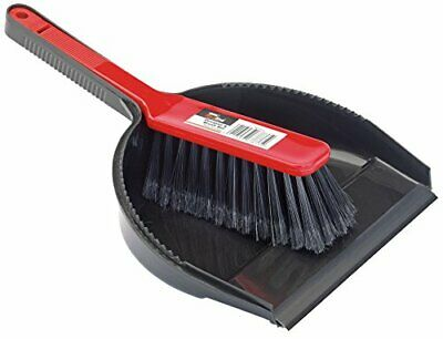 Draper Redline 67833 Dustpan and Brush Set