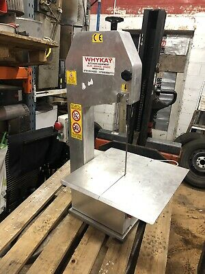 Butchers BONE SAW machine BAND SAW Commercial BANDSAW Meat/fish Cutter