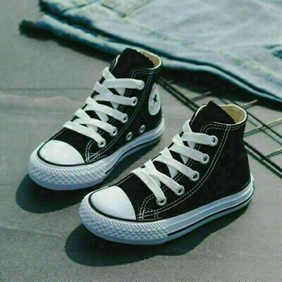 Converse All Star Low High Top Sneakers Trainers Shoes Unisex EUR 33
