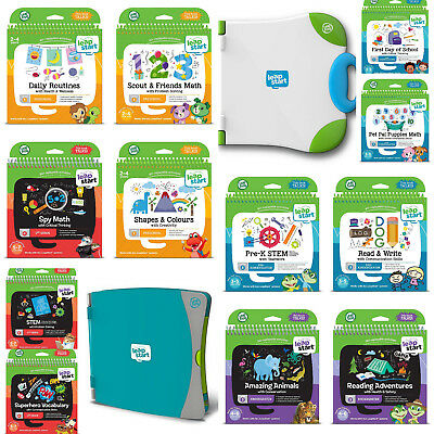LeapFrog LeapStart Books & Leap Start Bundles *B.NEW* Fast Dispatch
