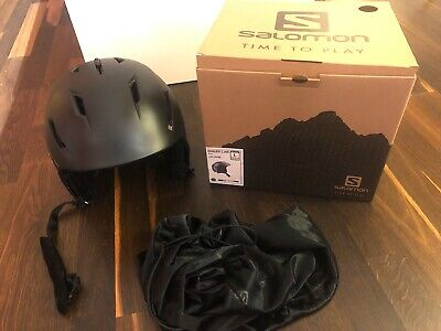 SALOMON RANGER, CUSTOM Air, Skihelm, Größe M (57 58cm hC3HL