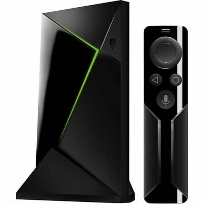 NVIDIA Shield TV 4K HDR Streaming Media player 2nd Gen 2017 curry warranty
