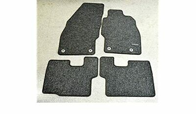 Vauxhall Corsa D/E Velour Black Front/Rear Floor Car Mats  Genuine