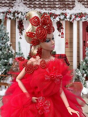 Fashion Royalty, Poppy Parker , FR2, NF and similar Dolls outfit 12