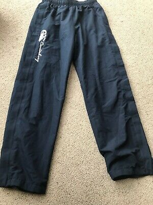 canterbury Girls Tracksuit Trousers Age 14