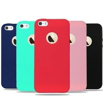 Silicona Genuina Case Funda Para iPhone 6,6s y 7