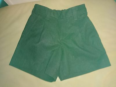 BOYS SCHOOL SHORT GREY TROUSERS. Marks and Spencer Aged 4
