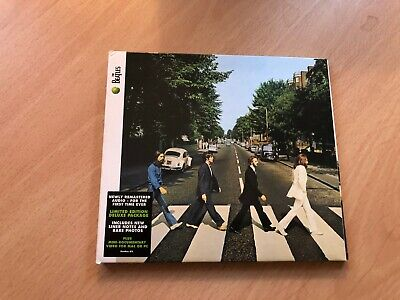 The Beatles - Abbey Road (2009 Remaster w/Limited Edition Deluxe Package)