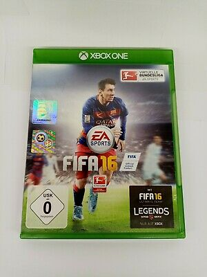 Fifa16 Xbox One Very Good Condition Super Fast Delivery Game Microsoft Import