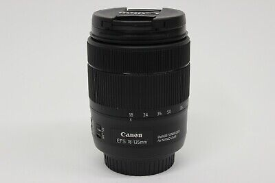 Canon EF-S 18-135mm f/3.5 to 5.6 IS USM Standard Zoom Lens