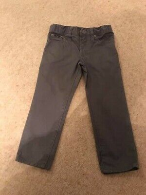 Polo Ralph Lauren Boys Chino Trousers Age 2 / Size 2T Blue Only Worn Once