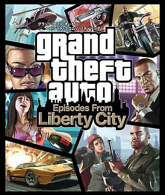 Grand Theft Auto Episodes from Liberty City 360 Take-Two Xbox 360 From Japan