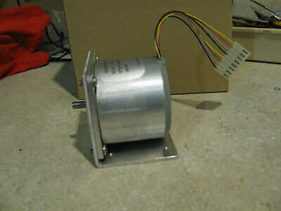 Stepper Motor ID 27 Step Angle 7° 30' With Mounting Plate