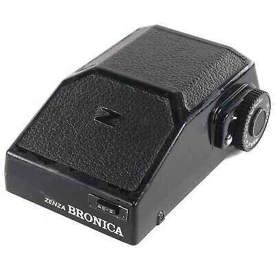 Zenza Bronica AE-II Metered Prism Finder for ETR ETRS ETRSi ETRC