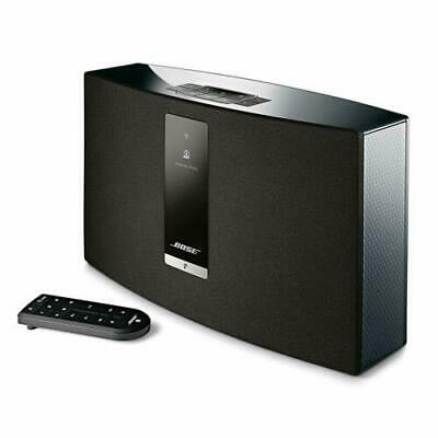 Bose SoundTouch 20 Series III Bluetooth Wireless Music System with Remote Black