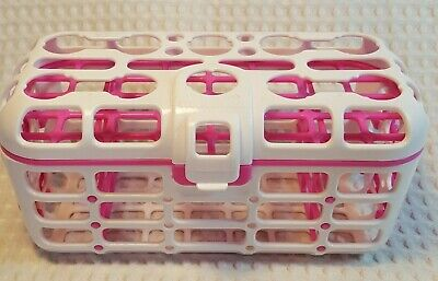 Munchkin Dishwasher Basket Box Organizer Baby Utensil High Capacity Utensil Box