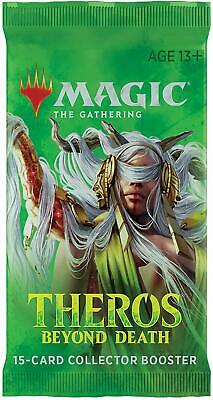 Theros Beyond Death Collector Booster Pack SEALED Booster Pack Magic MTG