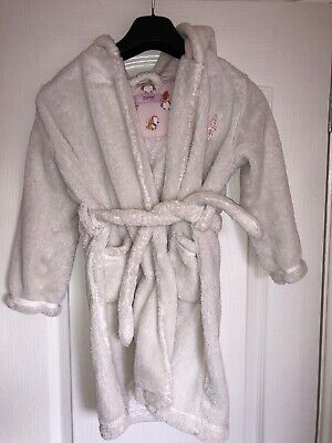Girls Ted Baker Dressing Gown/Robe (Size 5-6 UK)