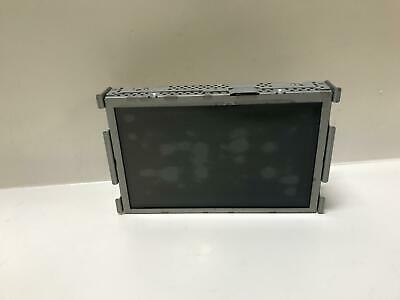 "2012 F150 Lariat 8"" GPS Touch Screen Monitor Information Unit BL3T-10F839-AC"