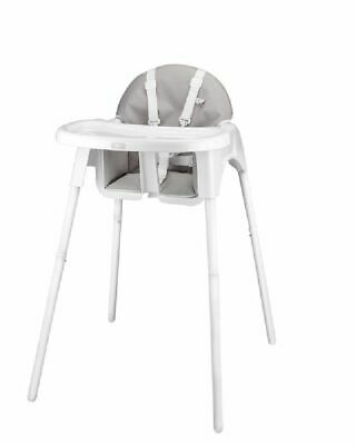 Mothers Choice Breeze Highchair Dove Grey