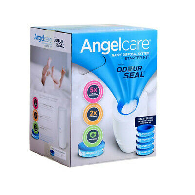 Angelcare Nappy Bin Starter Kit