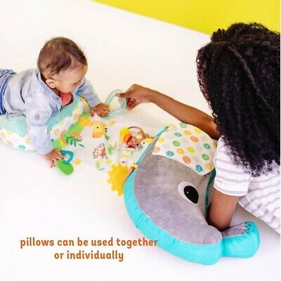 Bright Starts Two Can Play Multi-Use Pillow Set