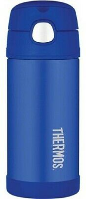 Thermos Funtainer Bottle Insulated Blue 355ML