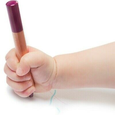 First Creations Easi-Grip Wooden Pencils Set Of 6