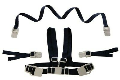 DreamBaby Safety Harness And Reins Navy