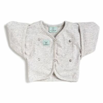 Ergopouch Butterfly Cardi 0.2 Tog Grey Marle 2-6 Months