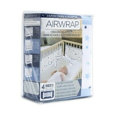 Airwrap 4 Sides Star Blue