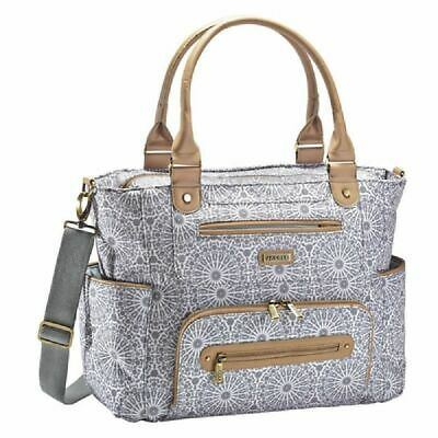 JJ Cole Caprice Nappy Bag Moroccan Grey