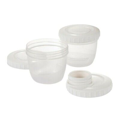 Difrax Breast Pump Connector & Containers