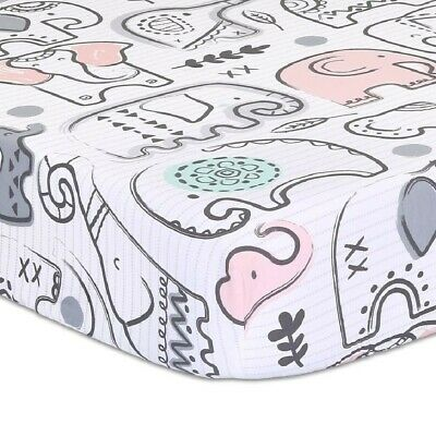 Itsy Bitsy Baby Miss Mali Cot Fitted Sheet