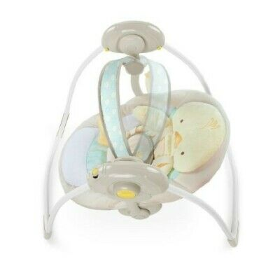 Ingenuity Soothe 'n Delight Portable Swing Quacks & Cuddles