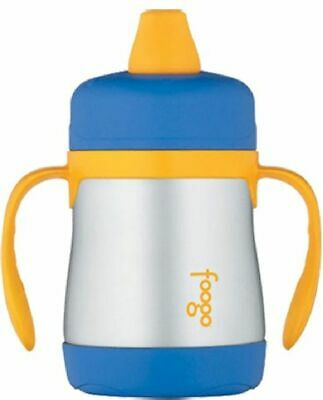 Thermos Foogo Cup Sippy Insulated Blue
