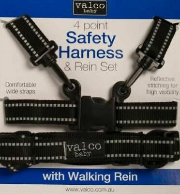Veebee Harness & Rein Set 4 Point