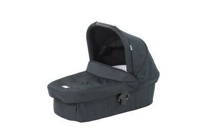 Steelcraft Strider Signature Bassinet Black Stonewash