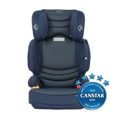 Mothers Choice Zeal Booster 4-8 Years Meteor Blue