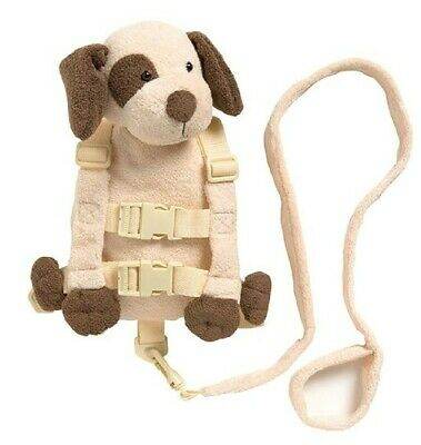 Playette Harness Buddy Tan Puppy