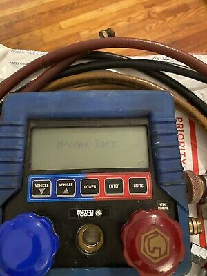 Matco Digital Manifokd Guages ( Compatible With Snap On And Mac)