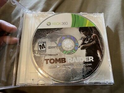 Xbox One Tomb Raider Disc Only